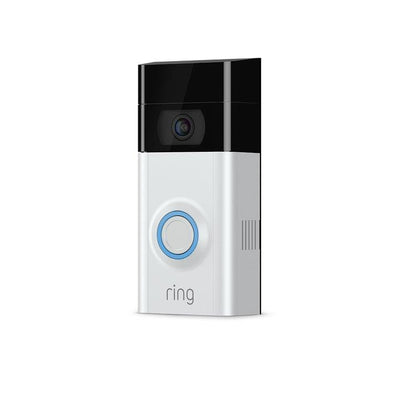 Ring Video Doorbell 2 (Certified Refurbished) Smart Home Ring