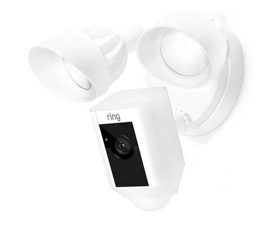 Ring Floodlight Cam (Certified Refurbished) Smart Home Ring