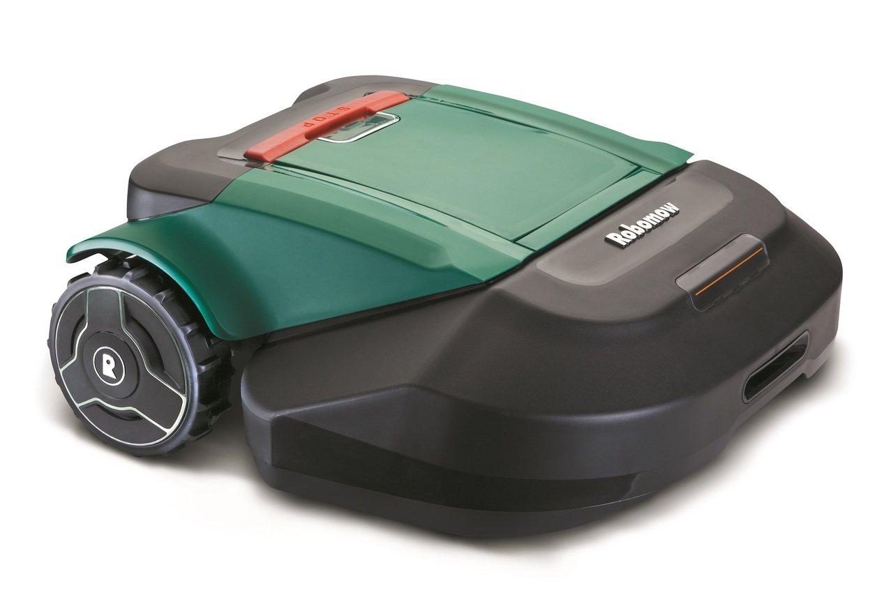 Robomow RS612 Robot Lawn Mower (2019 Edition) Cleaning Robots Robomow