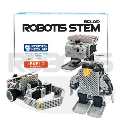 Robotis Bioloid STEM Level 2 - Educational Robot Kit Smart Toys Robotis