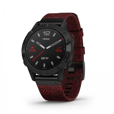 Garmin fenix 6 Multisport GPS Watch Health & Home Garmin