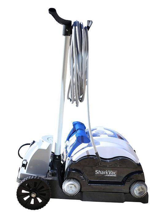 HAYWARD Sharkvac Pool Cleaner w/ Caddy W3RC9742CUBY