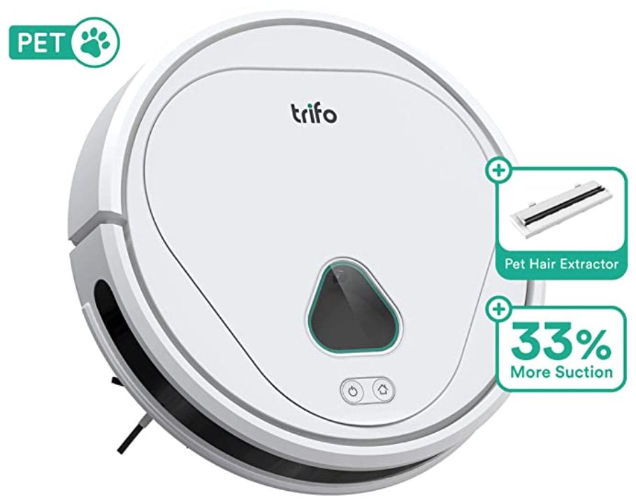 Trifo Max Home Surveillance Robot Vacuum Pet Edition Cleaning Robots Trifo
