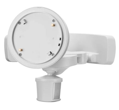 Maximus White Camera Floodlight Smart Home Maximus