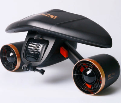 Sublue Mix Pro Underwater Scooter Black Gold Electric Scooters Sublue