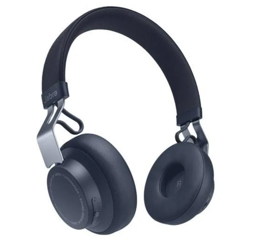Jabra Move Style Edition Headset - Navy Blue Audio & Video Jabra