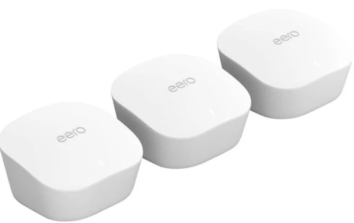 Eero Mesh WiFi system - Whole Home 3-pack