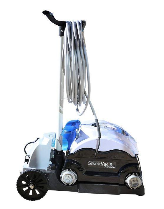 HAYWARD Sharkvac XL Pool Cleaner w/ caddy W3RC9742WCCUBY