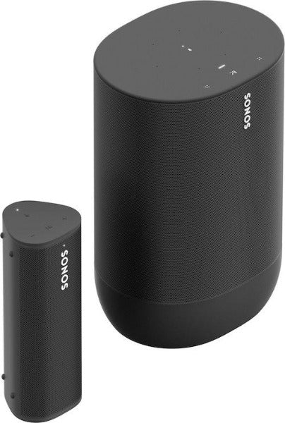 Sonos Portable Set with Move and Roam
