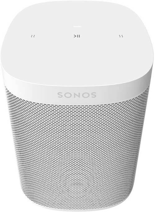 Sonos One SL Wireless Smart Speaker Audio & Video Sonos