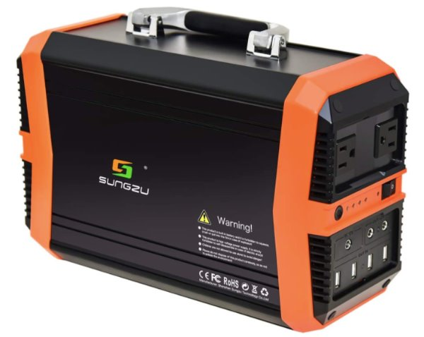 Sungzu 300W Portable Power Station, SKA300