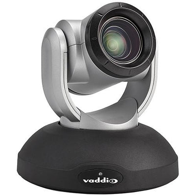 Vaddio RoboSHOT 20 4K UHD Ultra High Definition PTZ Camera Audio & Video Vaddio
