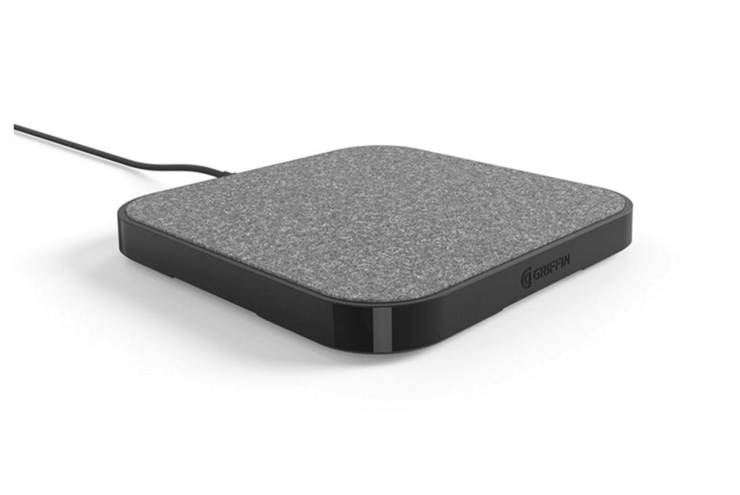 Griffin PowerBlock Wireless Charging Pad Accessories vendor-unknown