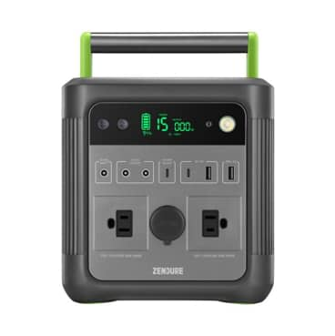 Zendure SuperBase 500 Portable Power Station