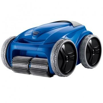 Zodiac Polaris 9550 Sport 4WD Robot Pool Cleaner with Remote & Caddy