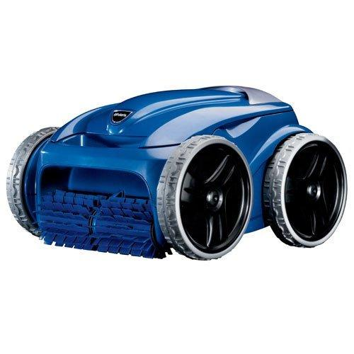 Zodiac Polaris 9450 Sport 4WD Robot Pool Cleaner with Caddy