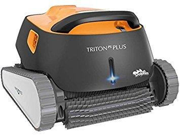 Maytronics Dolphin Triton Plus with Powerstream Cleaning Robots Maytronics Dolphin