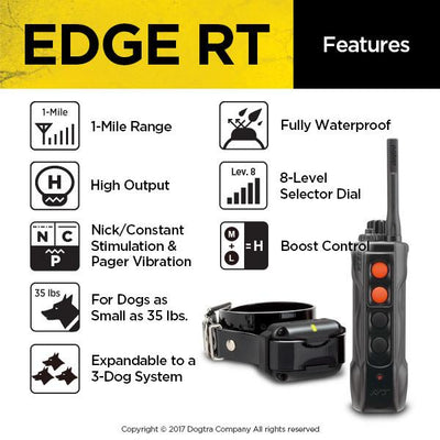 Dogtra Edge RT Remote Training Collar