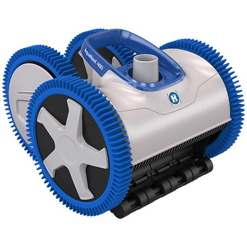 Aquanaut 400 4 - Wheel Drive Suction Pool Cleaner