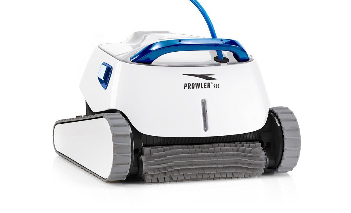 Pentair Kreepy Krauly Prowler 930 Robotic In-ground Pool Cleaner w/ Caddy
