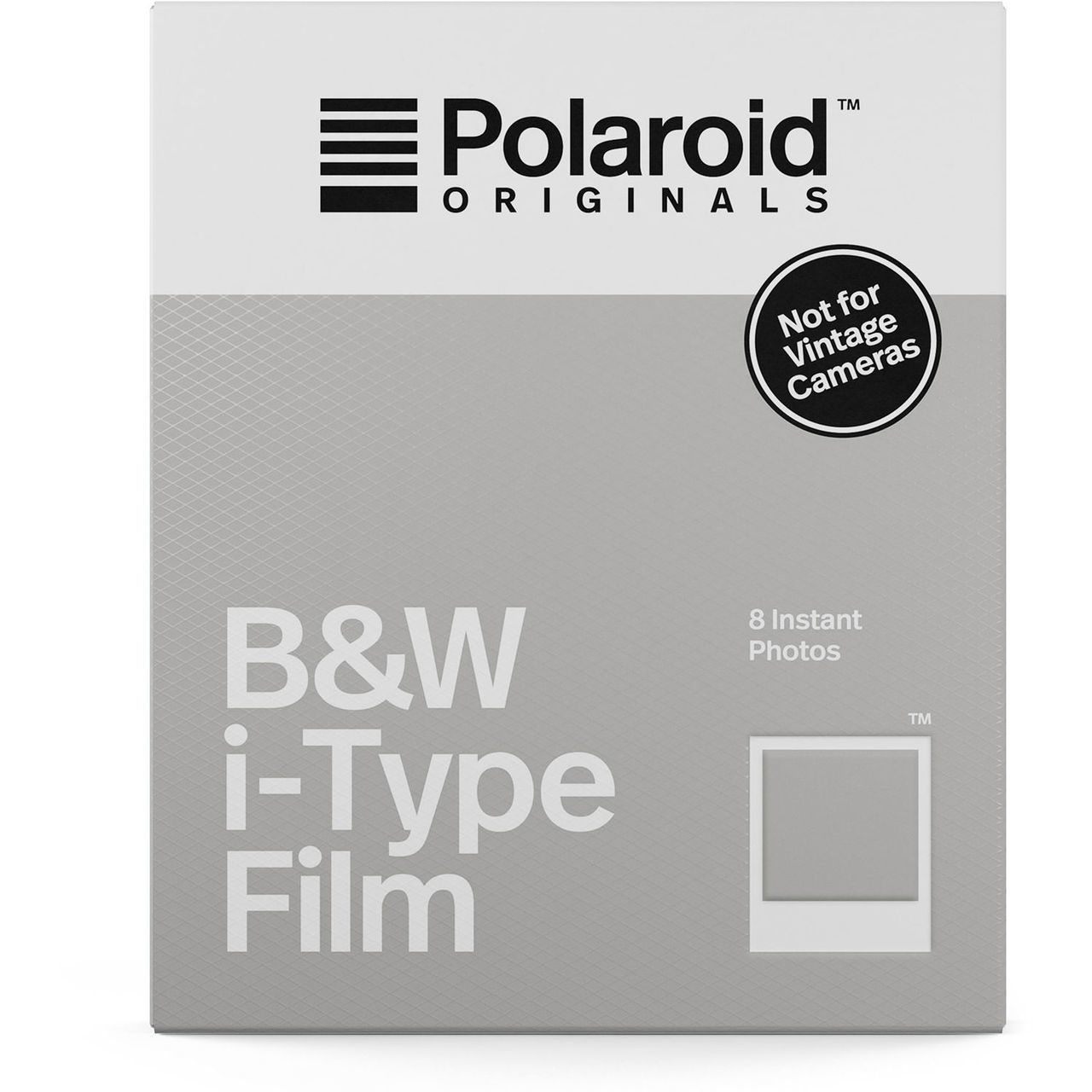 Polaroid Black & White Film for i-Type Accessories Polaroid