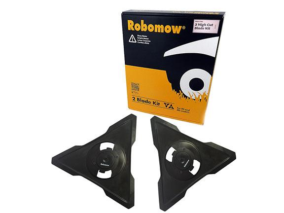 Robomow 2 Blade kit for RS & RC (High Cut) Accessories Robomow