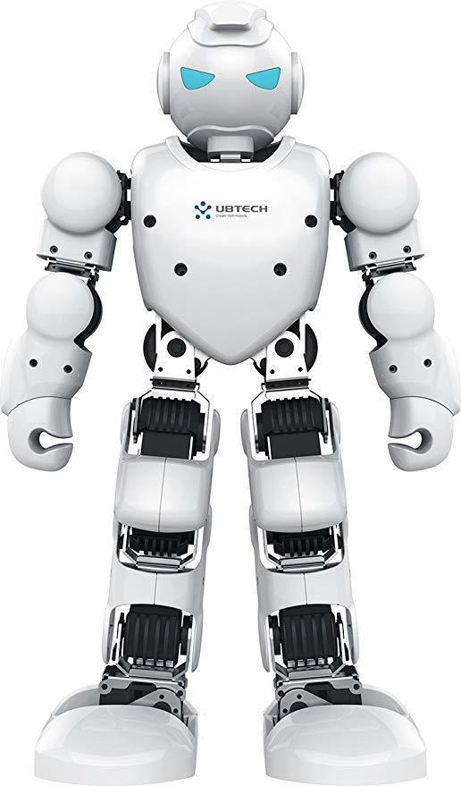 Ubtech Alpha 1 Pro Connected Humanoid Robot