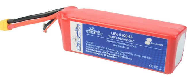 SwellPro High Capacity Battery for Splash Drone