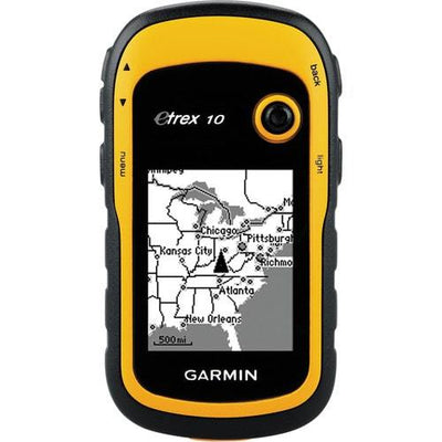GARMIN eTrex 10 - Outdoor GPS Health & Home Garmin