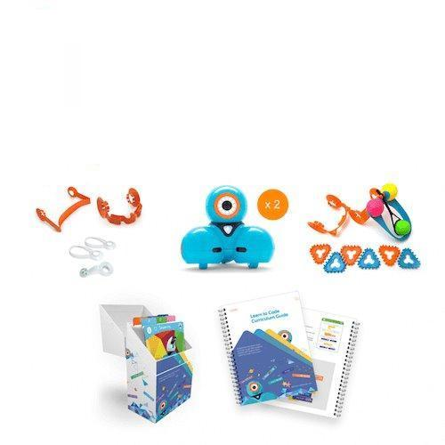 Wonder Workshop Dash Starter Pack w/ Class Connect Subscription