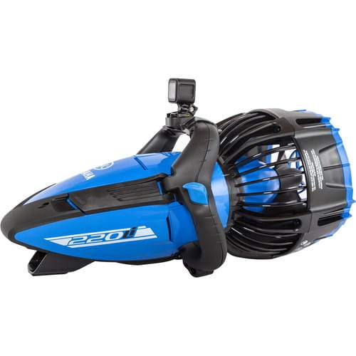 Yamaha 220Li Underwater Sea Scooter with Camera Mount