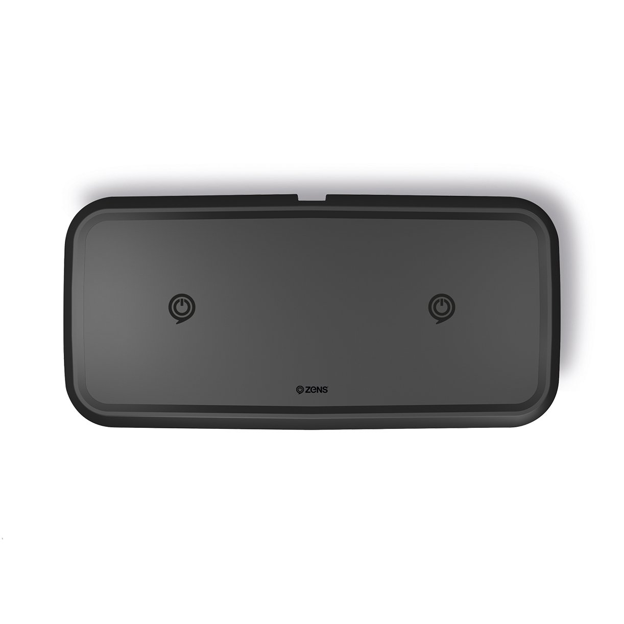 ZENS Dual Fast Wireless Charger 10W