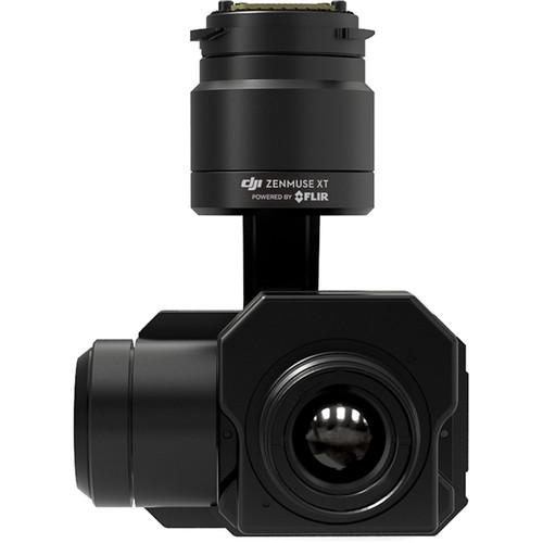 DJI Zenmuse XT Radiometric Temperature Camera Powered by FLIR