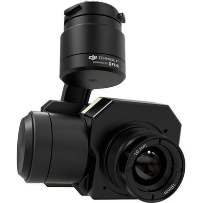 FLIR Zenmuse XT Radiometric Temperature Camera Powered by FLIR 19mm Lens