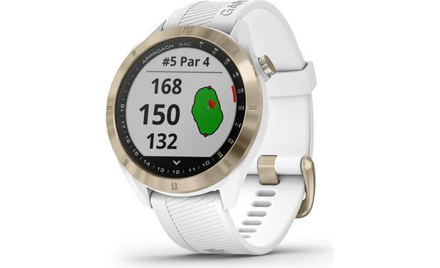 Approach S40 Golf Watch Health & Home Garmin