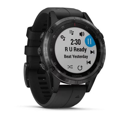 Garmin fenix 5X Plus Sapphire Multisport GPS Watch Health & Home Garmin