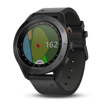 Garmin Approach S60 Golf Watch Connected Health Garmin