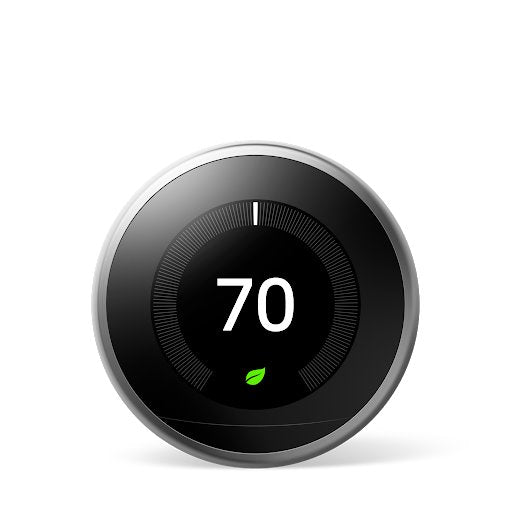 Google Nest Learning Thermostat 3rd Generation Smart Home Google Nest