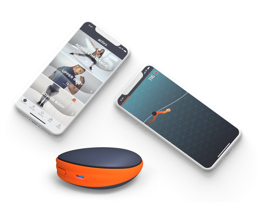 Activ5 Handheld Isometric Fitness Device
