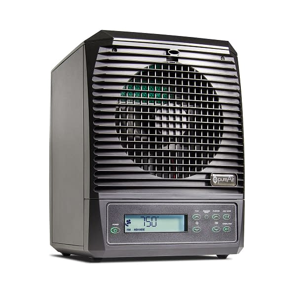 Green Tech pureAir 3000 - Air Purifier Connected Health Green Tech