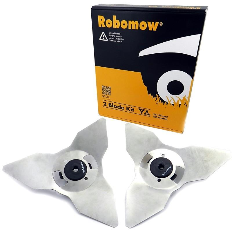 Robomow 2 Blade kit for RS & RC (Low Cut) Accessories Robomow