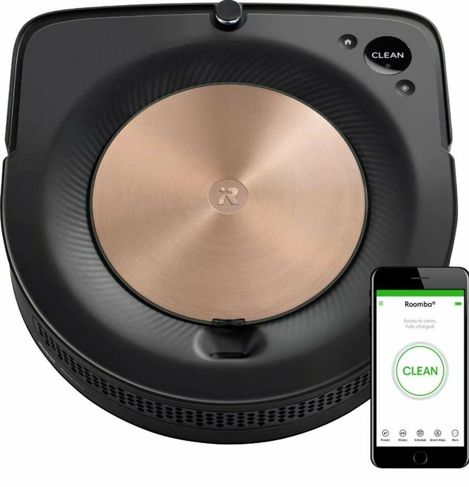 iRobot Roomba S9 Wi-Fi Connected Robot Vacuum