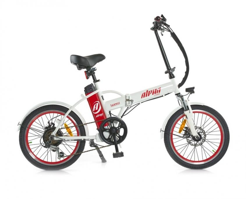 Alpha Speed X Foldable Electric bike by Green Bike