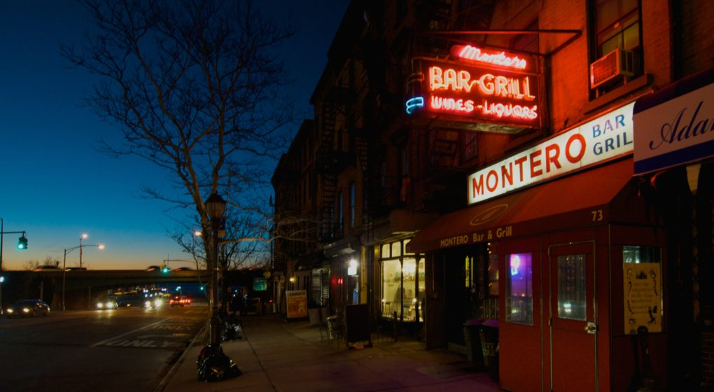 Montero Bar & Grill, Brooklyn