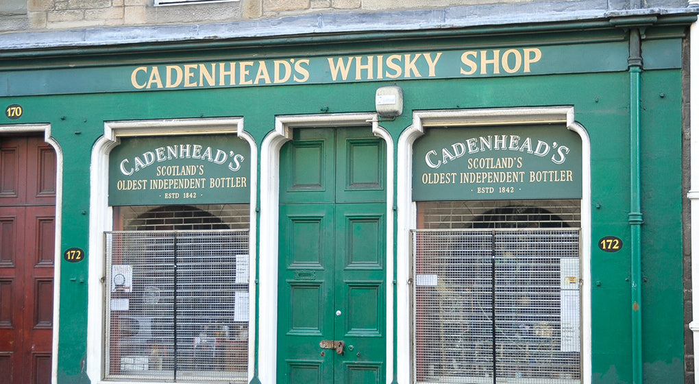 Cadenhead's Whisky Shop, Edinburgh