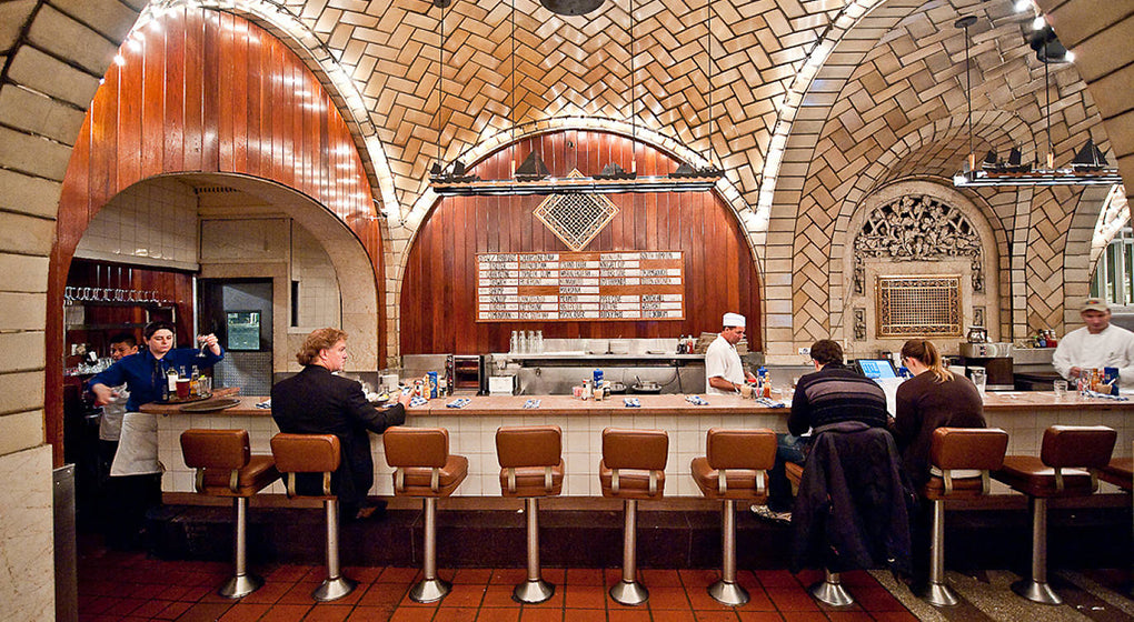 Grand Central Oyster Bar and Restaurant, New York