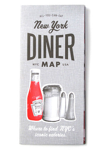 New York Diner Map