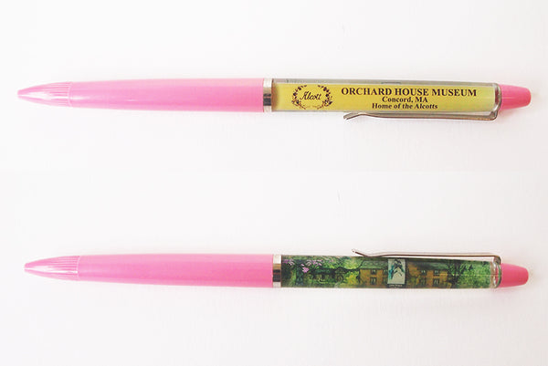 Vintage souvenir floaty pen (miscellaneous)