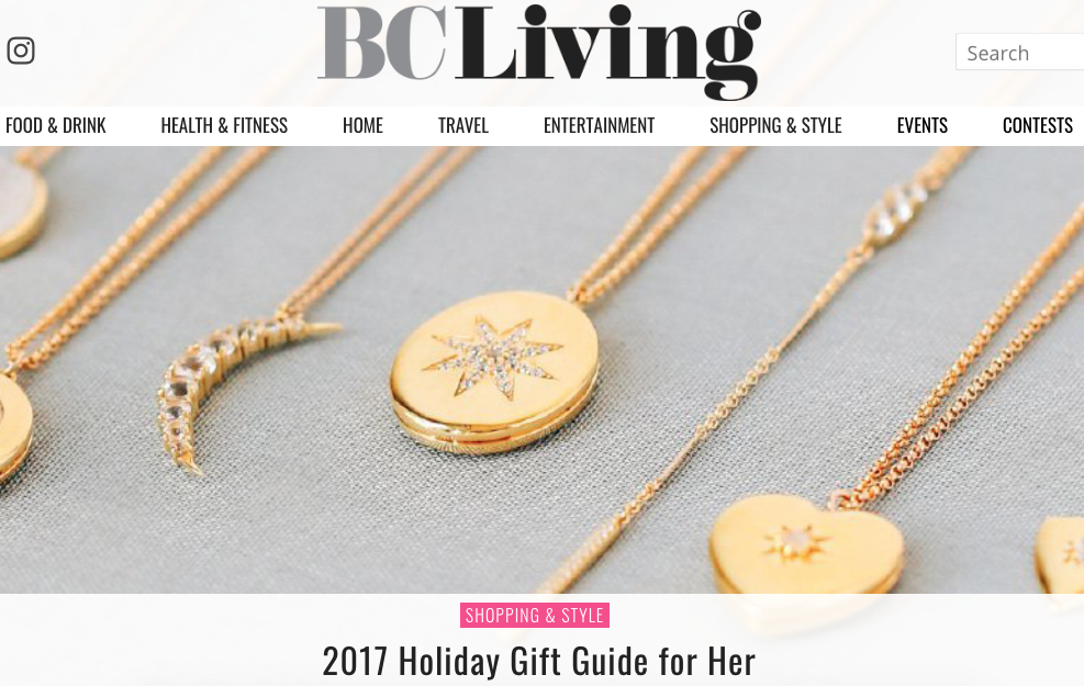 BC Livings Holiday Gift Guide ft. the Detox Mask