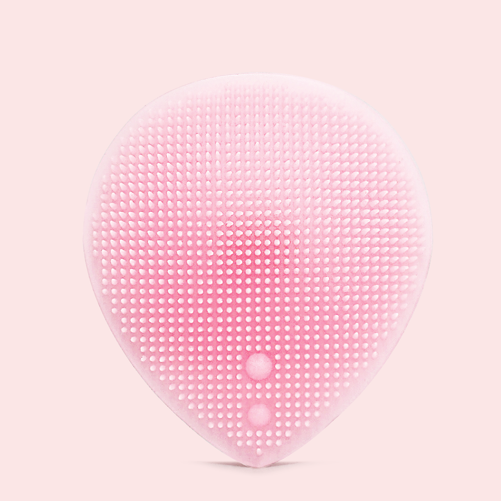 WS Silicone Cleansing Mitt